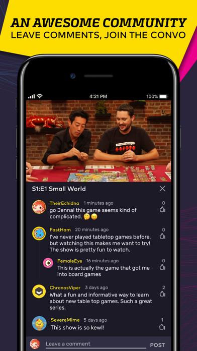 VRV - Different All Together Screenshot