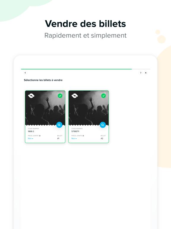 Screenshot #5 pour TicketSwap - Billets en ligne