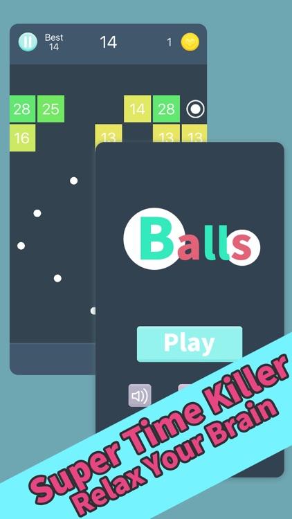 Balls - Break the bricks