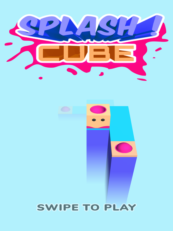 Splash Cube screenshot 4