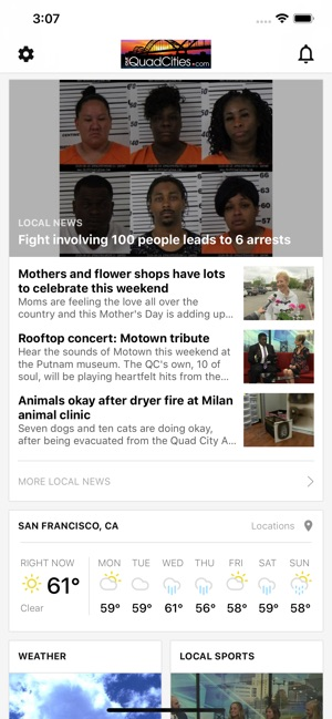 Our Quad Cities | WHBF-TV on the App Store