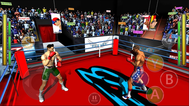 Fists For Fighting Fx3 screenshot-0