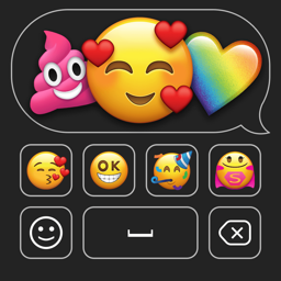 Ícone do app Emoji>