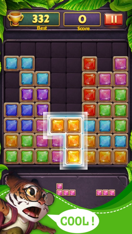 Block Puzzle Jewel Legend screenshot-3