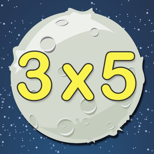 Multiplications Asteroids HD