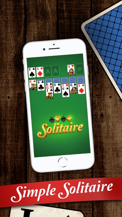 Classic Solitaire Card Game• screenshot-0