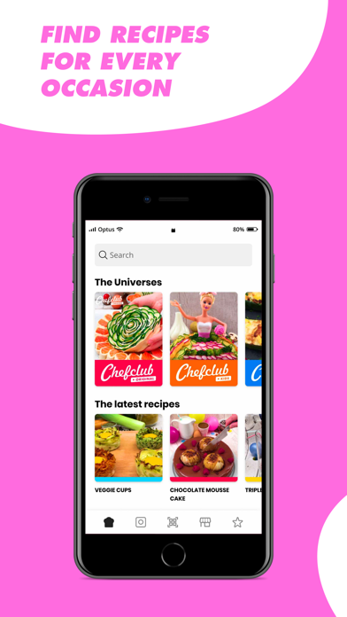 Chefclub - Everyone can cook! Screenshot