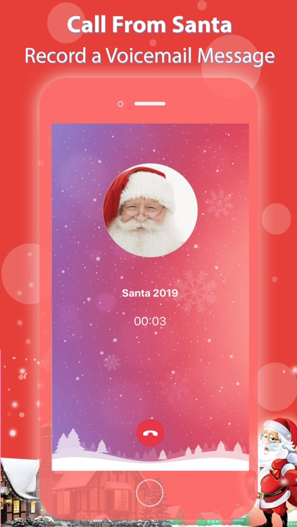 Call Santa and Chat Text screenshot-4