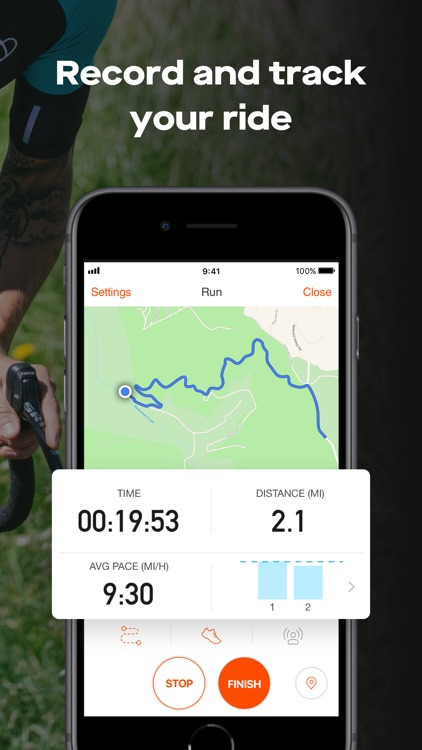 Strava: Run, Ride, Swim screenshot-9