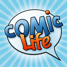 Ícone do app Comic Life