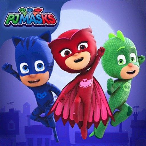 PJ Masks™: Moonlight Heroes free software for iPhone and iPad