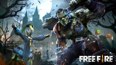 Screenshot for Garena Free Fire: Halloween in Colombia App Store