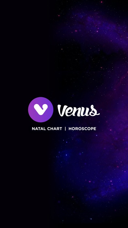 Venus: Horoscope & Natal Chart screenshot-0