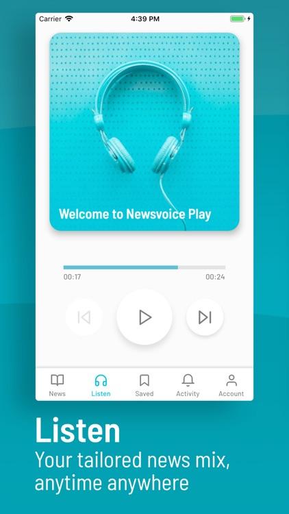 Newsvoice - USA & World News screenshot-3