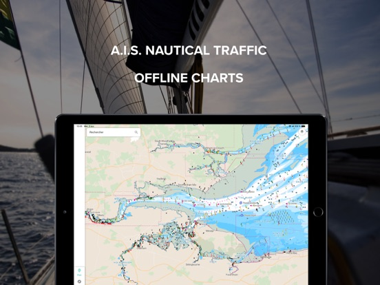 Screenshot #5 pour C-MAP : Cartes marines & météo