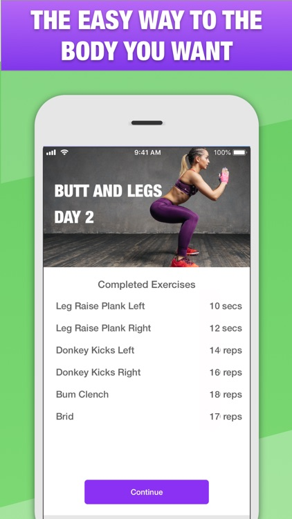 5 Minute Home Workout screenshot-6