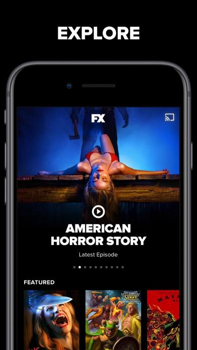 FXNOW: Movies, Shows & Live TV Screenshot