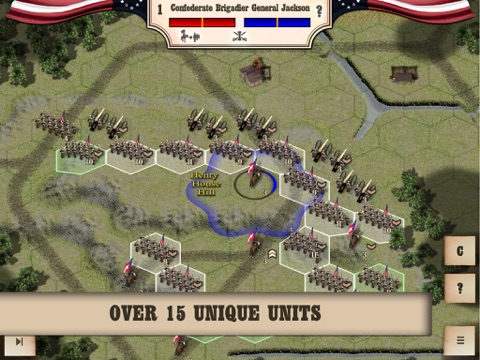 Civil War: Bull Run 1861 - náhled