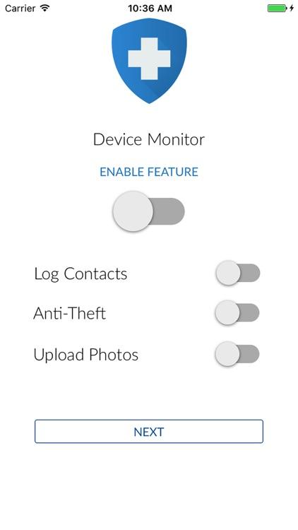 Defenx Parental Control screenshot-3