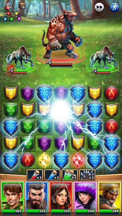 Empires & Puzzles: RPG Quest for Windows