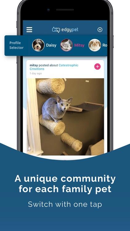 EdgyPet: Pet Social Network screenshot-7