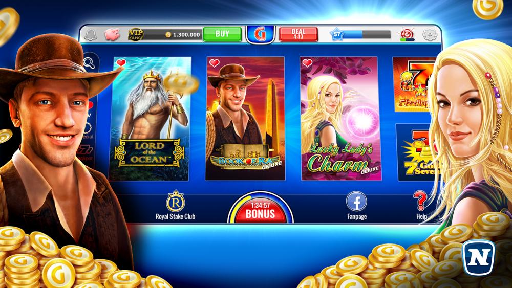 Free Casino Games Gaminator