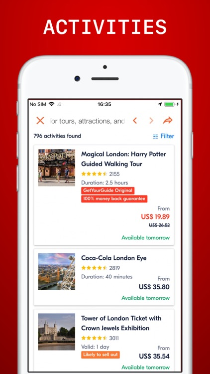 London Travel Guide with Map screenshot-5