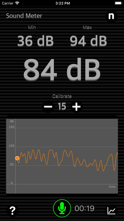 Sound Meter Plus screenshot-6