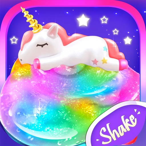 Unicorn Slime: Cooking Games iOS App
