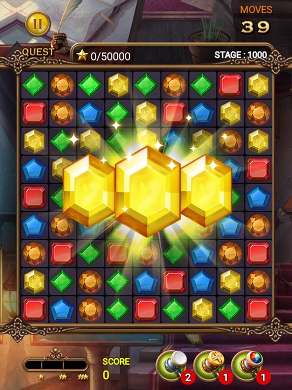Jewels Magic Quest screenshot 7