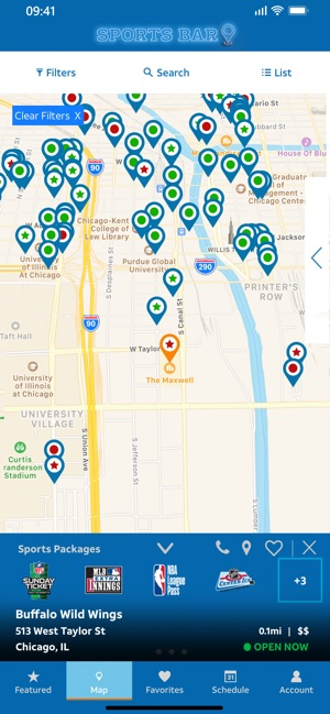 Sports Bar Finder on the App Store
