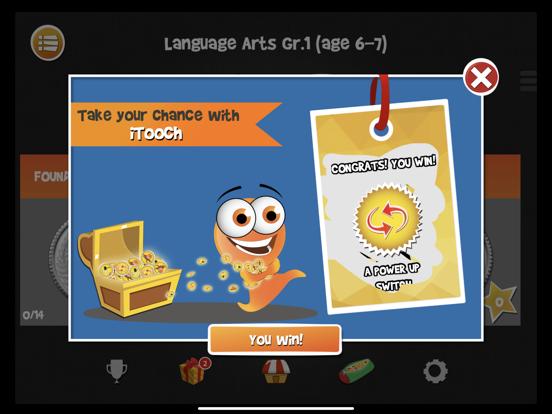 iTooch 5th Language Arts FULLのおすすめ画像2