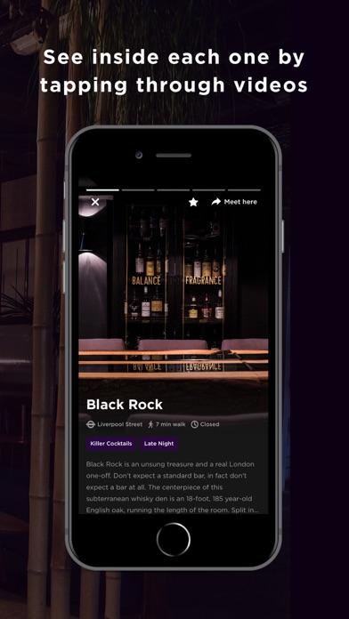 Drinki - Drinks on the house in London bars screenshot