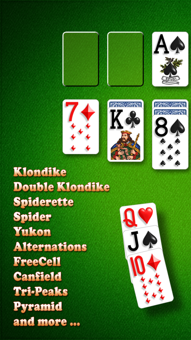 Screen Shot Solitaire City 0