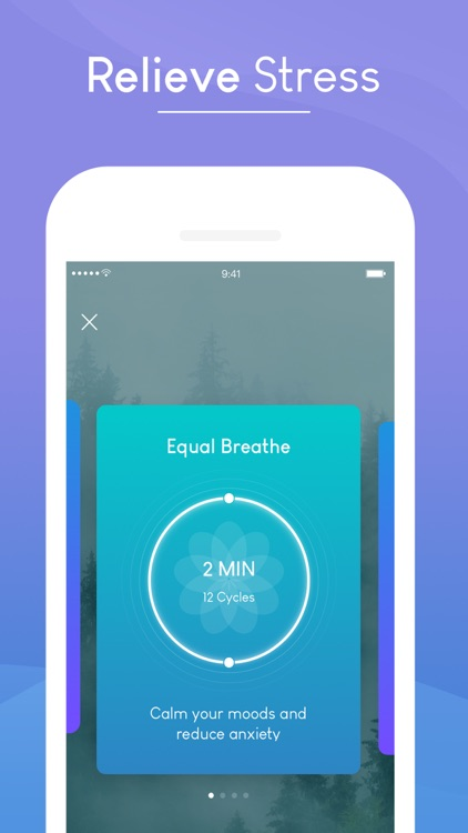 Breeze - Meditation & Sleep screenshot-3