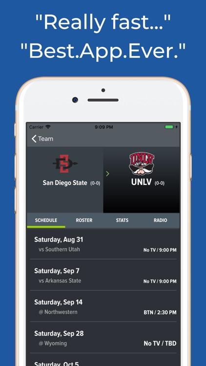 San Diego State Football App screenshot-8