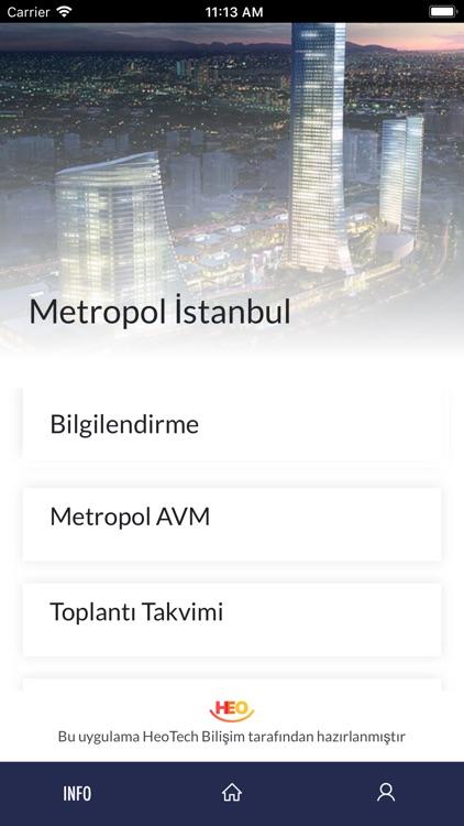 Metropol İstanbul screenshot-4
