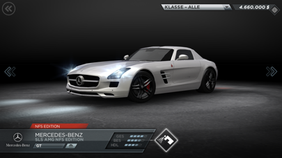 Screenshot for Need for Speed™ Most Wanted in Austria App Store
