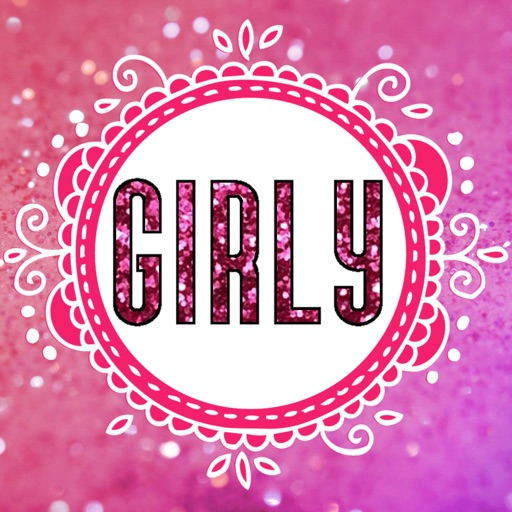 classy pink & girly Wallpapers
