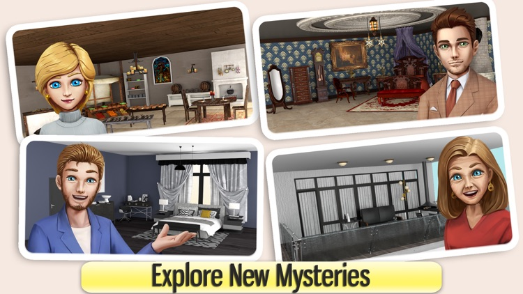 Home Design Dreams - My Story screenshot-3