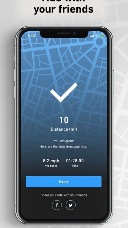 Riding Tracker screenshot-3