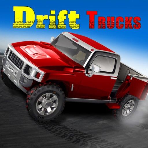Racing Monster Trucks Drift 3D