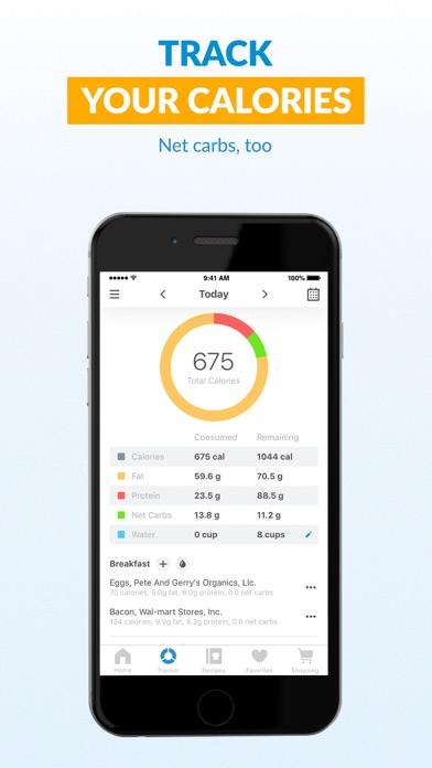 Total Keto Diet: Low Carb Diet Screenshot