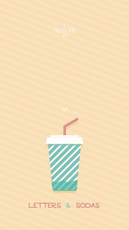 Letters & Sodas screenshot-0