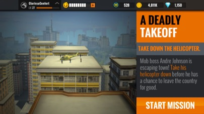 Screenshot for Sniper 3D: Jeu de Tir in France App Store