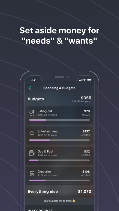 PocketGuard: Money & Budgeting Screenshot