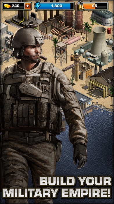 Screenshot from Modern War