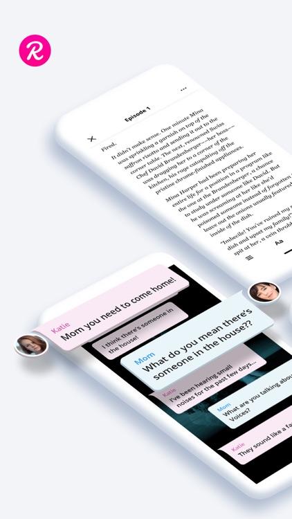 Radish Fiction & Chat Stories screenshot-4