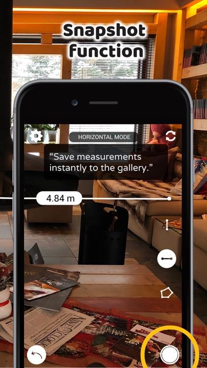 Measure Tools - AR Ruler screenshot-3