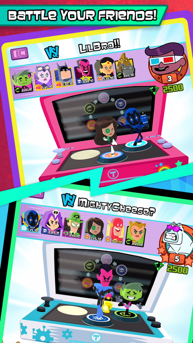 Teen Titans GO Figure! phone App screenshot 3